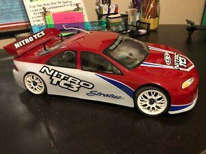 Vintage Team Associated TC3 NItro AWD Touring Car MINT!!  LOOK! SUPER RARE!