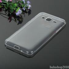 For Samsung J3 2016 Ultra Slim Soft Silicone Rubber  Case TPU Back Cover Skin