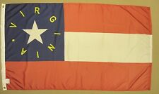 25th Virginia VA Infantry Reg Indoor Outdoor Historical Dyed Nylon Flag 3' X 5'