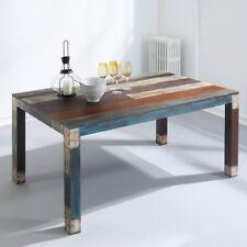 Esstisch 140x90cm Tisch Goa von Wolf Möbel Massivholz Mango Vintage used look