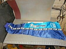 TR RACING RIDING PANTS SIZE 34 NOS 1 QTY MOTORCYCLE RIDING APPAREL FREE SHIPPING