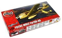 AIRFIX 1:72 FOCKE-WULF FW190-A MODEL KIT WW2 AIRCRAFT PLANE AEROPLANE A01020A