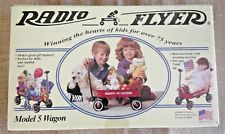 RADIO FLYER RED WAGON MODEL 5 KIT ~ VINTAGE NOS ~ Bear, Doll, Decor Wagon