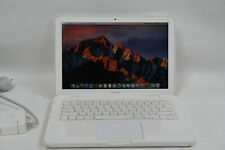"""Apple Macbook 13"""" Mid-2010 2.4GHz Core 2 Duo, 250GB HDD, 2GB RAM, Laptop A1342 A"""