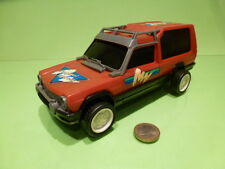 PLASTIC SIMCA MATRA RANCHO - RED 1:20? - GOOD CONDITION - TROPICAL JOURNEY