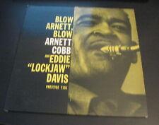 ARNETT COBB: Blow Arnett, Blow US Prestige 7151 DG Orig Jazz LP  *Superb Cond!*