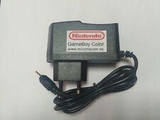 Transformador Game Boy Color y Pocket, fuente alimentación power supply cargador