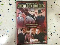 Sherlock Holmes DVD Nuovo Newlos Sei Napoleones Y Stella De Argento Conan Doyl