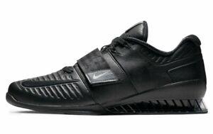 Nike Romaleos 3 XD Gewichtheberschuhe Weightlifting EUR 42,5 | US 9 | AO7987-001