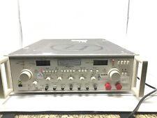 WaveTek 907A Signal Generator 7-12.4GHz