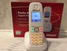 Facile Start Gigaset AS405 cordless  DECT Bianco