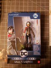 DC Multiverse Batman 80th Anniversary Katana Build Killer Croc