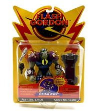 Flash Gordon Animated TV Series - General Lynch Action Figure