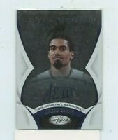 JACOB EVANS  2018-19 Panini Certified Certified Potential Rookie Auto #13