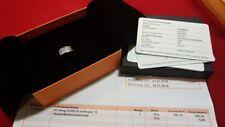 585 Goldring Kristallopal + Zertifikat HSE24.de  Größe 50  Ar.Nr.393589001 (155)