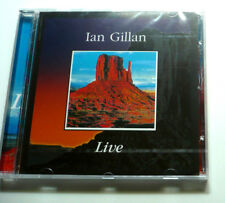 IAN GILLAN - Live - CD > NEW!  > Deep Purple