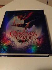 Disney's A Christmas Carol (Blu-ray/DVD/3D blu-ray) disney exclusive lithographs