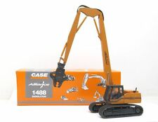 CASE 1488LC LONG BOOM DEMOLITION EXCAVATOR / 1:50 Scale by CONRAD