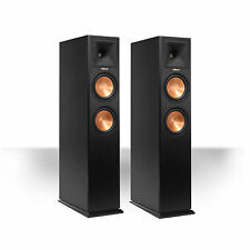 Klipsch RP-280F Reference Premiere Speakers = 2 SPEAKERS - OPEN BOX, EBONY COLOR
