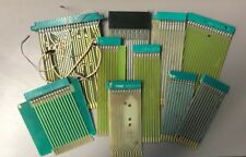 Lot of Various HP Agilent and Other Service Extender Boards *See Details*