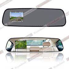"2.4"" Hd 1080P Car Dvr Camera Video Recorder Rearview Mirror Dash Cam G-sensor"