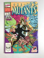 NEW MUTANTS SUMMER SPECIAL #1 Very Fine 7.5 Comics Book