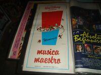 Music Maestro Plakat Original Walt Disney