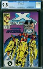 X-Factor #19 (Marvel, 8/87) CGC 9.8 NM/MT (2nd Apocalypse & Horseman appearance)