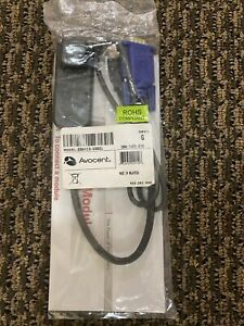 New Avocent DSAVIQ-USB2 KVM Server Interface Cable Module 1PC