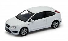BLITZ VERSAND Ford Focus ST weiss / white Welly Modell Auto 1:34  NEU & OVP
