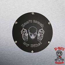 Kupplungsdeckel Derby Cover für Harley Davidson Sportster ab Bj. 04