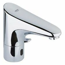 """GROHE EUROPLUS E INFRA RED 1/2"""" BASIN TAP CHROME 36207001  BOXED NEW"""