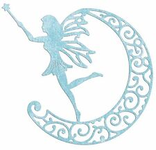 Fairy Wish Moon Die Cutting Die by Cheery Lynn Designs Craft DIE DL216 New