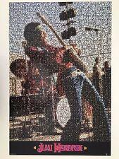 Jimi Hendrix, Authentic Licensed 2007 Poster