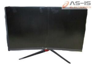 "*AS-IS* ASUS XG32VQ 31.5"" WQHD 1440p 144Hz Curved Gaming Monitor XG32V"