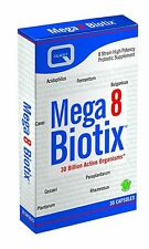 Quest Mega8Biotix 30 caps (Pack of 2)