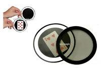 Magic Mirror Double Prediction Close Up Card Mentalism Magic Trick