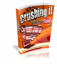 Drive A Large Volume Of Quality Visitors To Your Website With You Tube (CD-ROM)