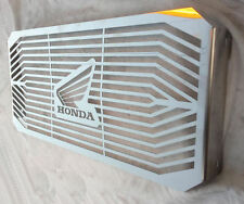 HONDA CB 1300 MIRROR POLISHED STAINLESS STEEL RADIATOR COVER CB1300 GUARD R03
