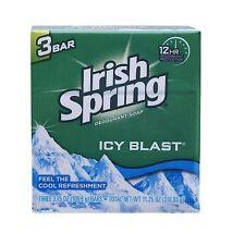 Irish Spring déodorant savon SOUFFLE GLACIAL 3 bar
