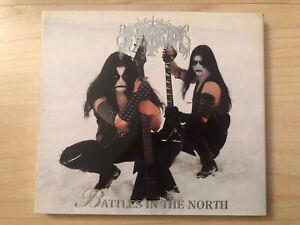 Immortal CD FIRST PRESS Mayhem Darkthrone Bvrzvm Gorgoroth Hades Marduk