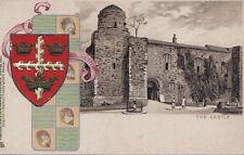 COLCHESTER (Essex): The Castle  -embossed & u/ back-TUCK 'Heraldic'