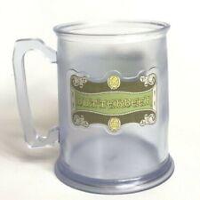 Harry Potter Butterbeer Tankard Mug Wizard World Universal Studios Plastic Cup