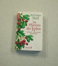 Wolf Dieter Storl  Die Pflanzen der Kelten