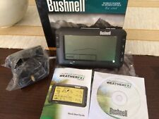 Bushnell Weather FXi 960071C for Golf