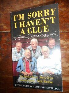 I'm Sorry I Haven't A Clue Humphrey Lyttelton Book