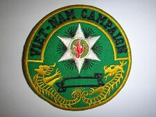 VIETNAM WAR CAMPAIGN (Chien Tranh Vietnam) Novelty Patch