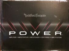 Rockford Fosgate Power T500-1BDCP 500 Watts RMS Mono Channel Car Amp NEW