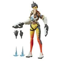 "New: Hasbro OVERWATCH Ultimates Series TRACER 6"" Collectible Action Figure"