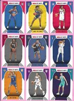 2020-21 NBA Hoops Rookies Set of 50 Rookies Ball-Nesmith-Wiseman-Edwards-Ball